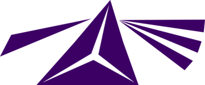 Logo Triangle No Background (Purple)