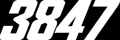 3847 (White)