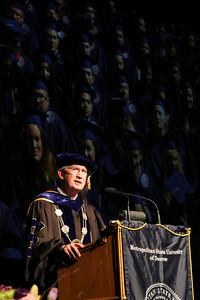 MSU Denver Graduation, Spring 2016