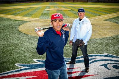 Danny Ortiz Sr. and Danny Ortiz Jr.