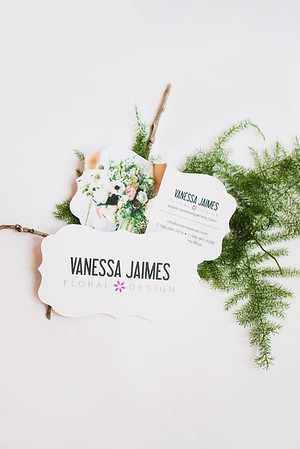 Vanessa jaimes Business Cards