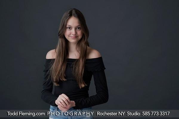 Rochester NY Headshot photographer studio Todd Fleming 585 773 3317-9087