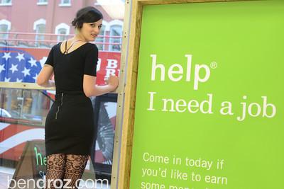 'help' Pop-up Pharmacy