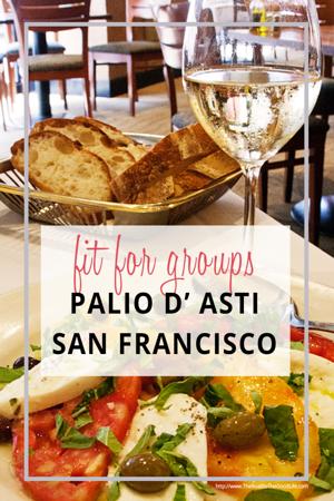 Palio d' Asti, Financial District, San Francisco