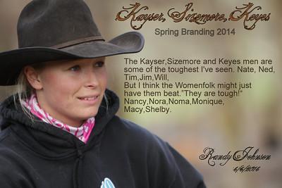 Branding's 2014