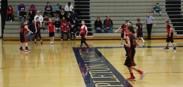 5th grade basketball