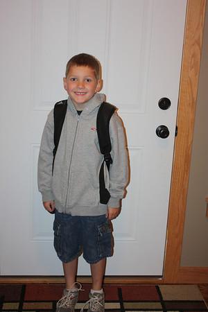 Brandon - 1st grade