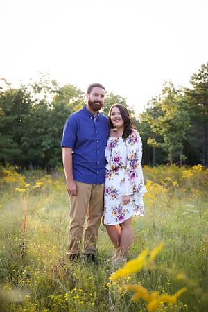 Brandon & Sarah Engagement Session