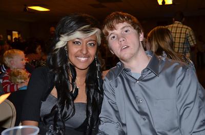 Brandon and Brandi Smith (Reception 11-12-2011) 042