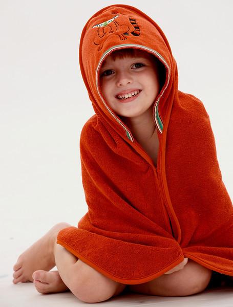 Bath/Beach Hooded Towel