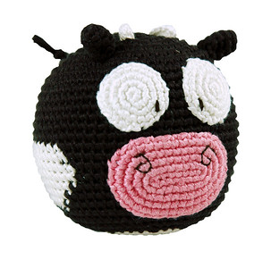 Cow Roly Poly Rattle