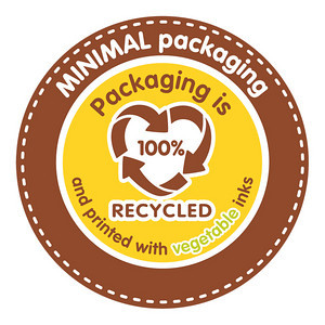 Recycled Packaging Graphic