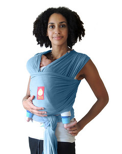 Wrap Baby Carrier (Sky)