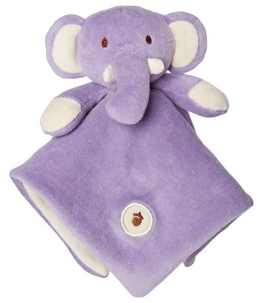 Elephant Lovie Blanket