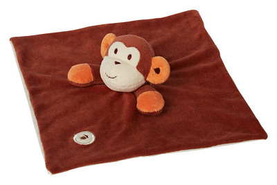 Monkey Lovie Blankie