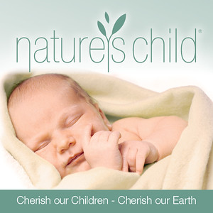 Nature's Child Cherish Our Earth Banner