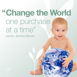 Change the World Banner