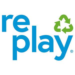 Re-Play Logo