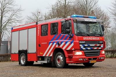 Roepnummer: 24-4341 Type: TS9 LD2800 HD265 T2400 Kenteken: BS-GH-50    Merk: DAF FF.CF75.310.400 Opbouw: Ziegler Bouwjaar: 2006 Standplaats: post Mechelen