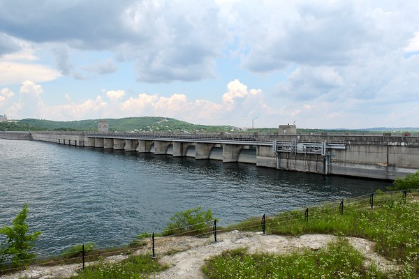 Table Rock Lake and Dam (2018)