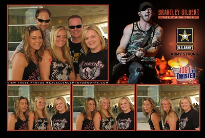 Brantley Gilbert September 20th, 2014