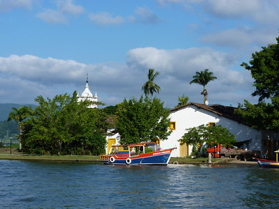Beautiful Paraty