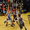 Brattleboro beat Spaulding 43-42 during a Division 1 boys varsity basketball playoff game at Brattleboro Union High School on Wednesday, March 1, 2017.