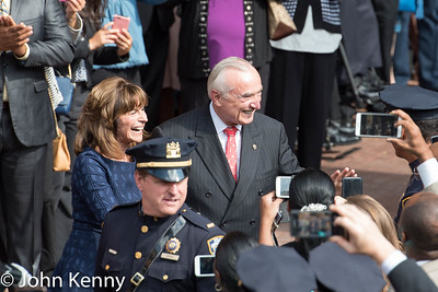 Bratton Departure 9/16/17