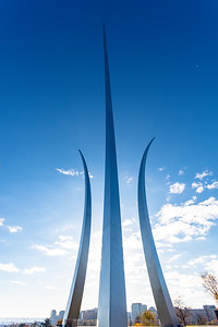 Air Force Memorial Arlington VA