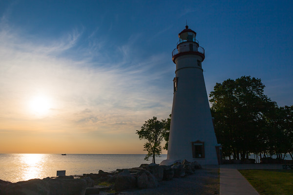 Marblehead Lighthouse, Marblehead OH