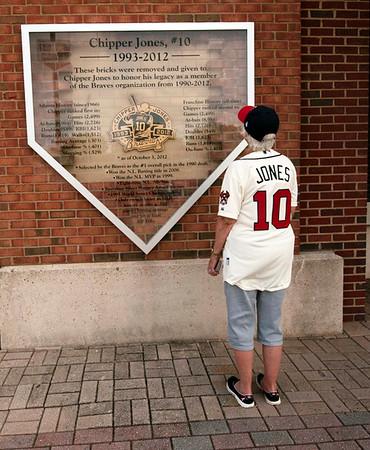Braves, Legends weekend 2015