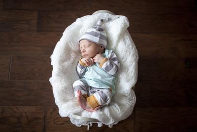 brayden - newborn