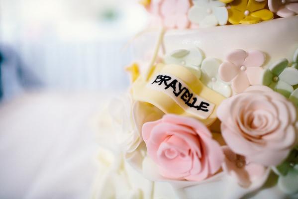 Brayelle's 1st Birthday (Event Photos + Fusion Portrait Photos)