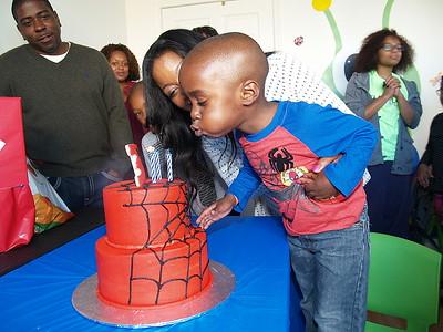 Braylen's 3rd Birthday Party