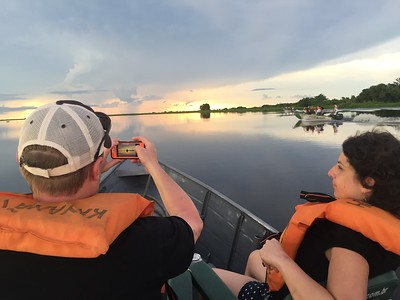 Sunset Tour on the Paraguay