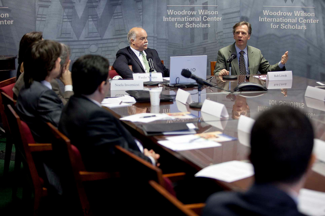 A Briefing on International Security and Non-Proliferation