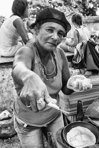 Selling Tapioca, Olinda, Pernambuco State