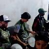 Lapa - street party, drum troop-2