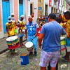Pelourinho - olodum (African drum troop)-7