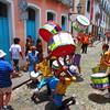 Pelourinho - olodum (African drum troop)-2