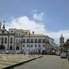 Pelourinho - Largo Terreiro de Jesus, Venerável Ordem Terceira São Domingos Gusmão (plaza & church)-3