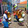 Pelourinho - olodum (African drum troop)-10