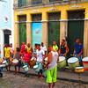 Pelourinho - olodum (African drum troop)-11