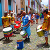 Pelourinho - olodum (African drum troop)-8