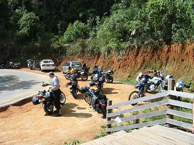 Brazil by moto cb 4-2004