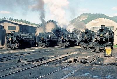 Dona Teresa Cristina Railway, 1976