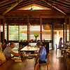 Cristalino Jungle Lodge Dining Room