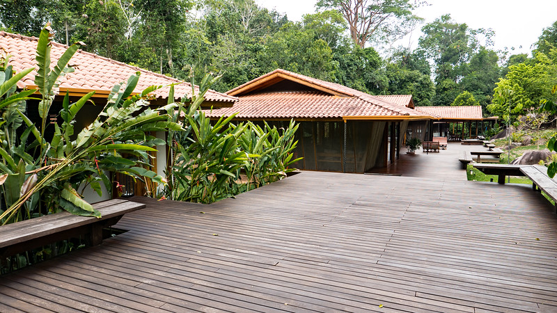 Cristalino Jungle Lodge