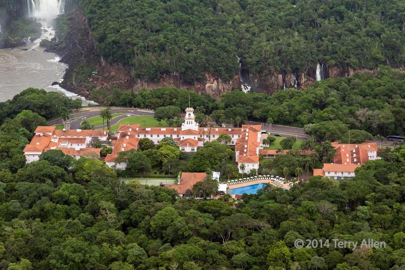 Hotel-das-Cataracas,-Foz-do-Iguazu,-Brazil-Argentina-border