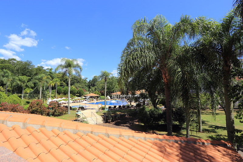 Hotel das Cataratas, Brazil  side Iguassu Falls,